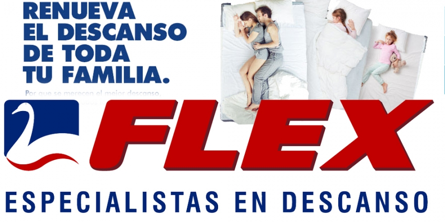 Distribuidor Colchones FLEX / Toño Blázquez Salamanca